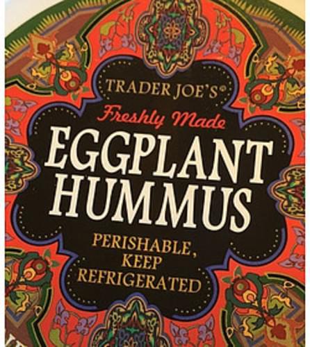 Trader Joe's Eggplant Hummus - 28 g