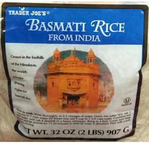 Trader Joe's Basmati Rice