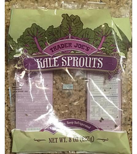 Trader Joe's Kale Sprouts - 85 g