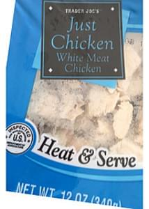 Trader Joe's Just Chicken White Meat Chicken