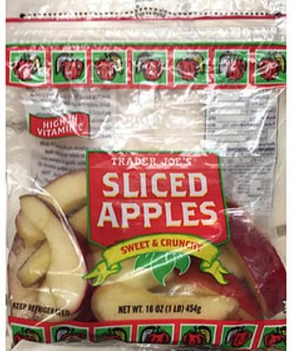 Trader Joe's Sliced Apples - 140 g