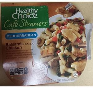 Healthy Choice Cafe Steamers Balsamic Chicken Garlic