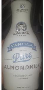 Califia Farms Almondmilk Vanilla