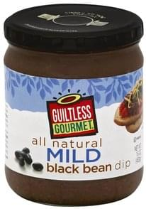 Guiltless Gourmet Black Bean Dip Mild