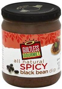 Guiltless Gourmet Black Bean Dip Spicy