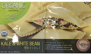 Nuovo Pasta Kale & White Bean Ravioli