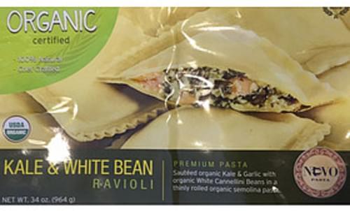 Nuovo Pasta Kale & White Bean Ravioli - 100 g