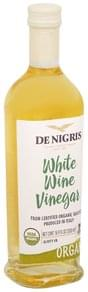 De Nigris Vinegar White Wine