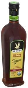 De Nigris Red Wine Vinegar Organic