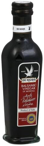 De Nigris of Modena, White Eagle Balsamic Vinegar - 8.5 oz