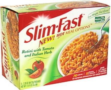 SlimFast Rotini with Tomato and Italian Herb