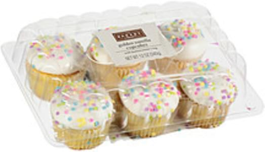 The Bakery At Walmart Triple Chocolate Mini Cupcakes - 10 5