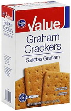 Kroger Graham Crackers