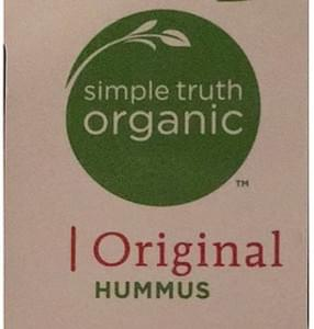 Simple Truth Organic Hummus Original
