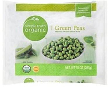 Simple Truth Green Peas