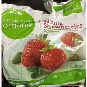 Simple Truth Organic Whole Strawberries