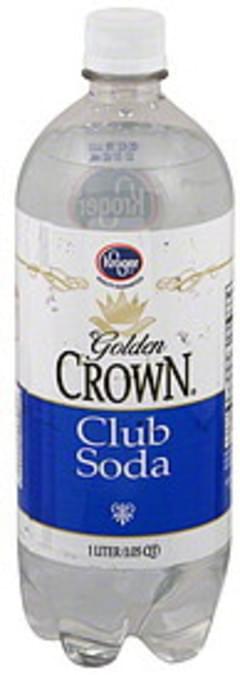 Kroger Club Soda