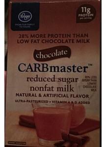 Kroger Reduced Sugar Nonfat Milk