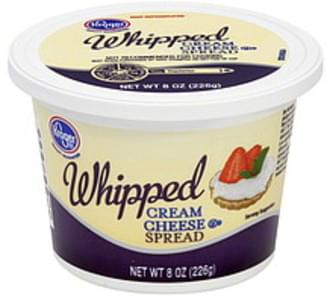 Kroger Cream Cheese Spread Whipped