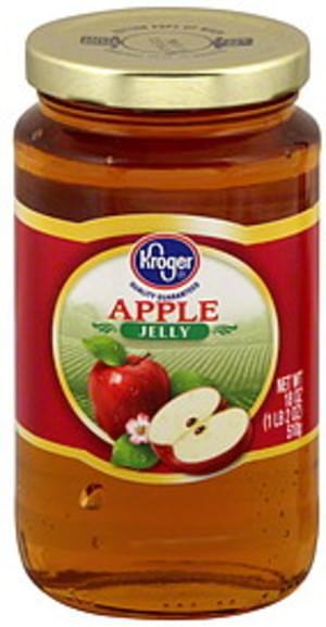 Kroger Apple Jelly - 18 oz
