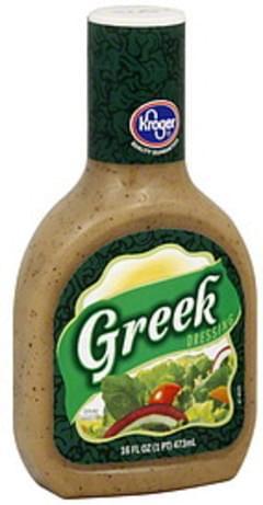 Greek Salad Recipe Kroger