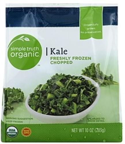 Simple Truth Organic Chopped Kale - 10 oz