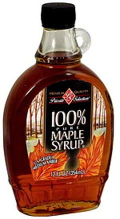 Private Selection Maple Syrup 100% Pure