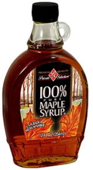Private Selection 100% Pure Maple Syrup - 12 oz