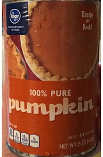 Kroger Pumpkin - 120 g
