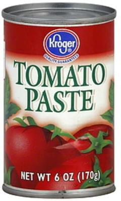 Kroger Tomato Paste