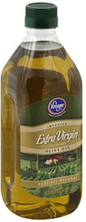 Kroger Extra Virgin Olive Oil - 34 oz