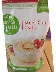 Simple Truth Steel Cut Oats