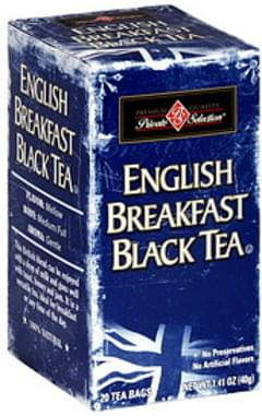 Private Selection Black Tea English Breakfast