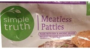 Simple Truth Meatless Patties