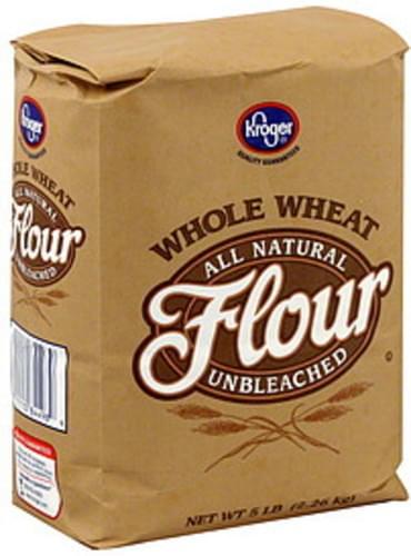 Kroger Whole Wheat Flour - 5 lb