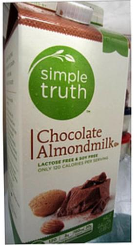 Simple Truth Chocolate Almond Milk - 240 ml