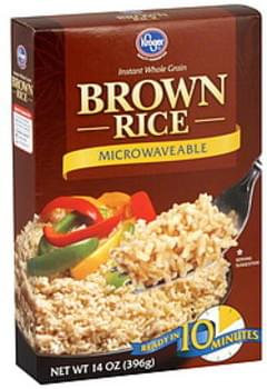 Kroger Brown Rice