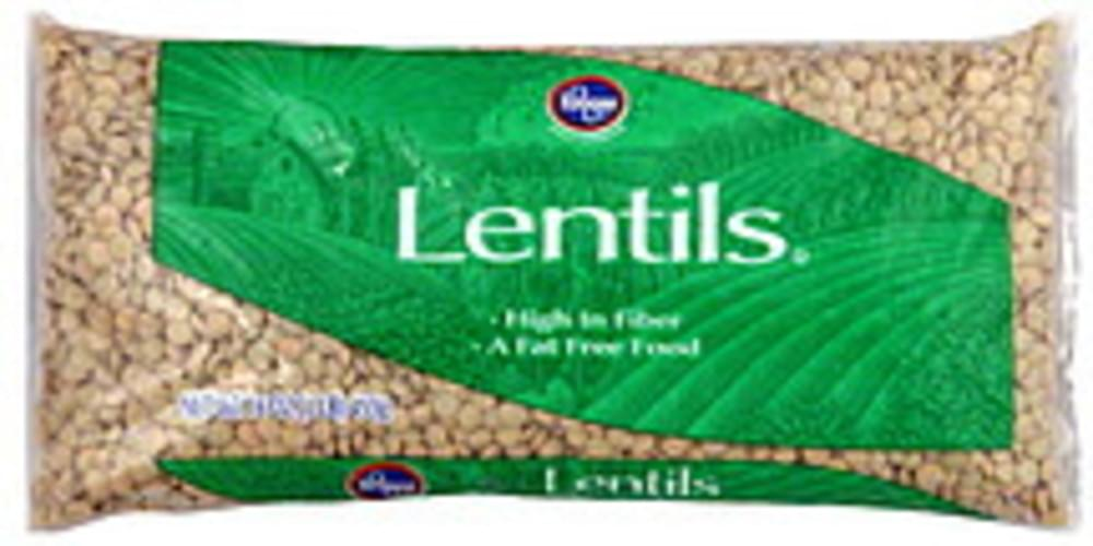 Kroger Lentils - 16 oz