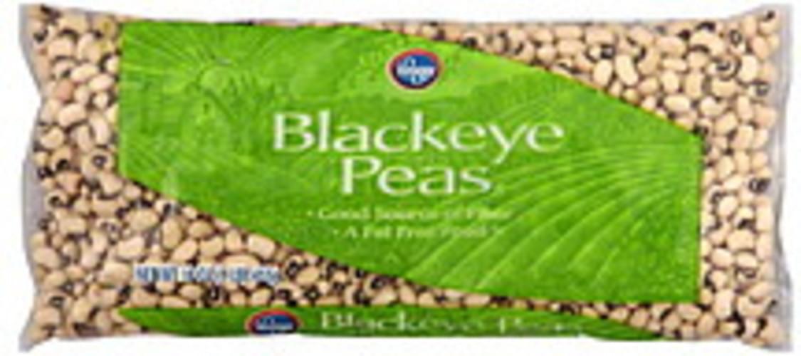 Kroger Blackeye Peas - 16 oz