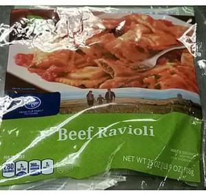 Kroger Beef Ravioli