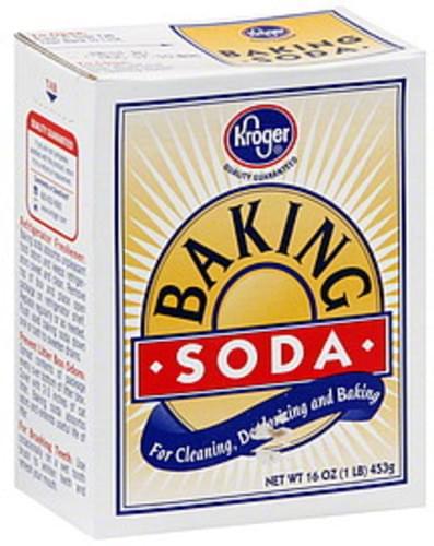 Kroger Baking Soda - 16 oz