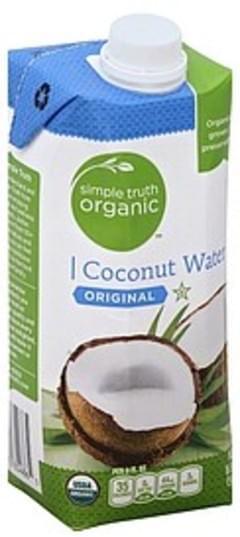 Simple Truth Organic Coconut Water Original