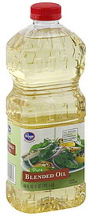 Kroger Pure Blended Oil - 48 oz