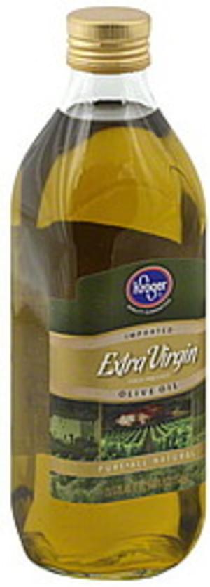 Kroger Extra Virgin Olive Oil - 25.5 oz