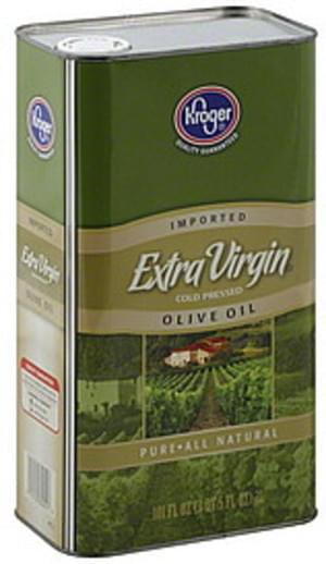 Kroger Extra Virgin Olive Oil - 101 oz