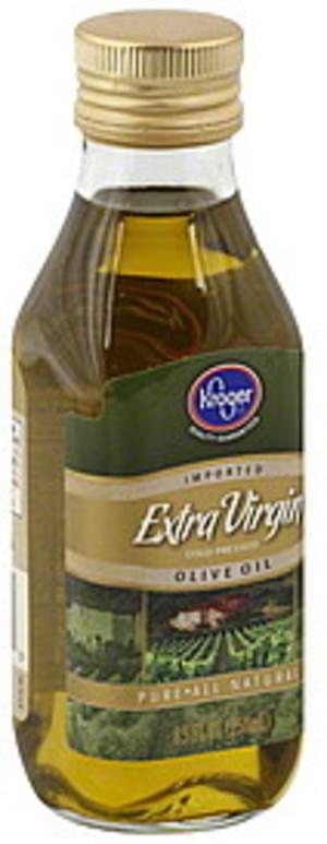 Kroger Extra Virgin Olive Oil - 8.5 oz