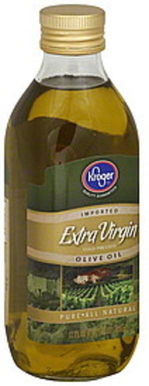 Kroger Extra Virgin Olive Oil - 17 oz