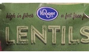 Kroger Lentils