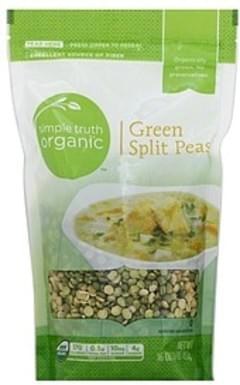 Simple Truth Organic Green Split Peas