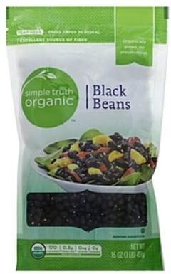 Simple Truth Organic Black Beans